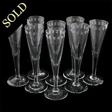 vintage cocktail glasses antique champagne glasses victorian champagne flutes
