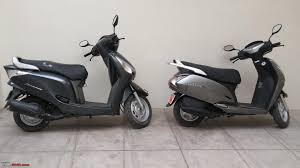 ownership review honda activa 125 dlx team bhp