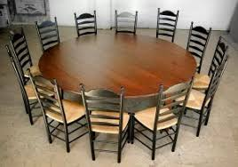 extendable round dining table seats 12 jupe table extra large round solid walnut round dining table with