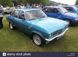opel ascona 2017 lightly modified opel ascona a at a classic car show kilbroney