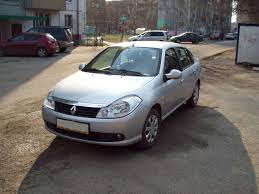renault clio symbol 2010 renault symbol photos 1 4 gasoline ff automatic for sale