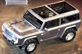 ford bronco concept ford bronco 2016 interior image 319
