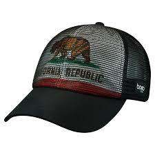 Black Flag Hat All Mesh Technical Trucker U2013 California Black U2013 Flag Underlay