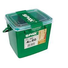 spax chipboard flooring screws 4 5 x 60mm pack 300 wickes co uk