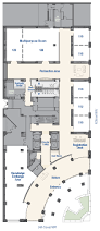 Fort Wainwright Housing Floor Plans by Acc Floor Plan Part 42 Conference Center Floorplan Multipurpose