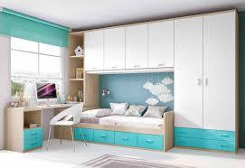 bureau chambre fille chambre ado garcon avec lit coffres inspirations avec bureau