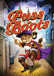 puss boots hackney empire panto