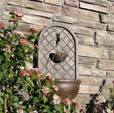 weathered bronze outdoor wall outdoor garden