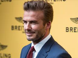 what hair producr does beckham use if you style your hair for work you should be using this product