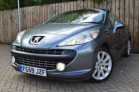 peugeot 208 cabriolet for sale used peugeot 207 convertible for sale motors co uk