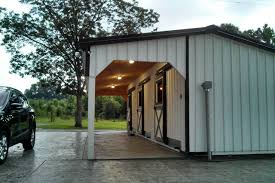 dog barn horse barn turned dog kennel country garden shed and building