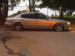stanced nissan maxima post your stanced hellaflush slammed maxima here page 18