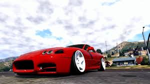 mitsubishi gta 1999 mitsubishi 3000 gt add on replace gta5 mods com