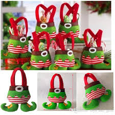 christmas candy gifts christmas candy bags for children gifts bag santa style