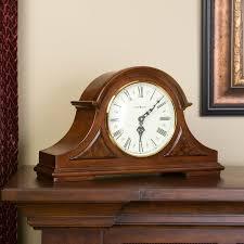Linden Mantel Clock Pearl Mantels Lindon Traditional Fireplace Mantel Shelf Hayneedle