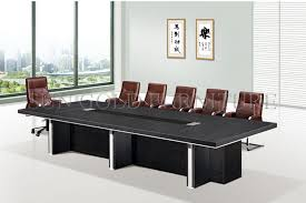 Wooden Boardroom Table Interesting Wooden Meeting Table Conference Table Contemporary