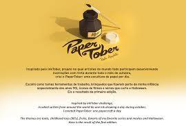 papertober 2016 on behance