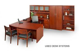 Used L Shaped Desk Cubelinc Incorporated What Do You Need In Your Office Today