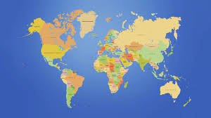 Best World Map World Map Wallpaper Desktop Wallpapers Free Hd Wallpapers