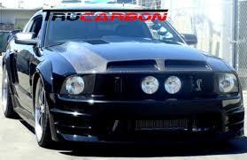 cheap mustang hoods 2005 2009 gt v6 mustang carbon fiber hoods mrbodykit com the