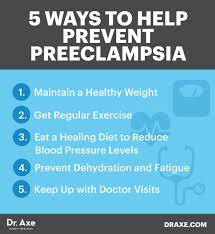 5 ways to help prevent preeclampsia for a safer pregnancy