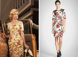 mad men dress 30 shoppable looks we stole from mad men brit co