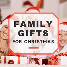 family gifts for for the whole family