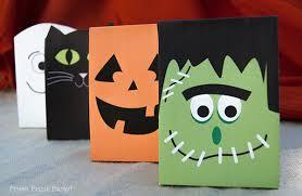 Halloween Goodie Bags Free Halloween Printable Treat Bags By Press Print Party