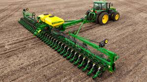 20 Inch Planter by Planting Equipment Db60 36row20 Planter John Deere Us