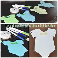 onesie template onsie template tie printable print on scrapbook