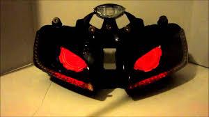 buy honda cbr600rr 2003 2006 honda cbr600rr projector headlights bixenon hid dual