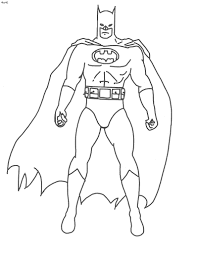 batman coloring pages for preschoolers coloring point coloring