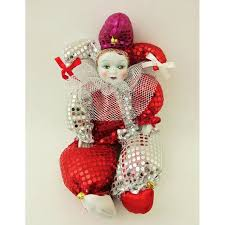 mardi gras jester dolls 62 best jesters images on clowns porcelain and china