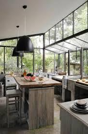 cuisine dans loft la verrière d intérieur une vraie tendance en 40 images kitchens