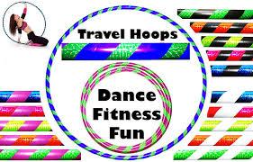 pro hula hoops travel weighted hula hoop hula hoops for