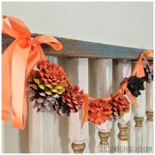 Halloween Garland Made In Craftadise Top Art U0026 Crafts Home Decor Blog In India