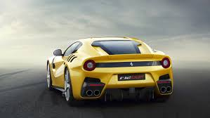 ferrari coupe rear ferrari u0027s street legal f12tdf is built for the track wired