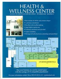 ridgefield health and wellness center office space avail