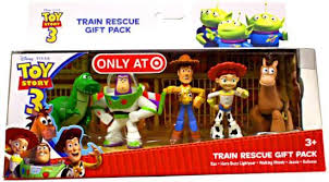 toy story 3 train rescue exclusive pvc figure mattel toys toywiz