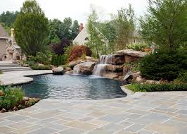 Patio Ideas For Backyard Luxury Swimming Pool U0026 Spa Design Ideas Outdoor Indoor Nj