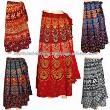 cotton skirts beautiful floral cotton skirts floor length wrap skirt for