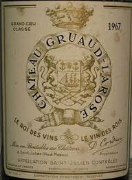 30 years of château gruaud château gruaud larose