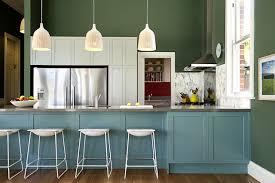blue kitchen paint ideas 26 kitchen paint colors ideas you can easily copy