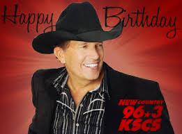 happy birthday george strait celebrating with his top hits kscs fm