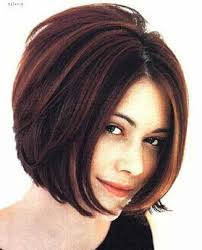 short bob haircuts for thick hair hair and beauty pinterest