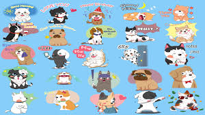 best dog sticker app to make any photo doggy freeapps2all