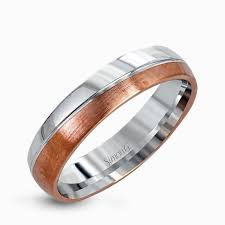 14k white gold mens wedding band bernie robbins jewelers somer s point marlton newtown villanova
