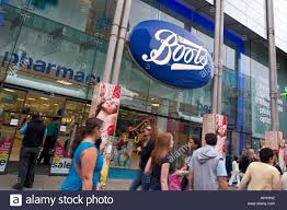 boots sale uk chemist boots the chemist store on oxford stock photo