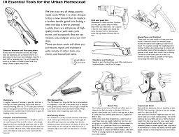 tool repair handout illustration project zeeko salvage