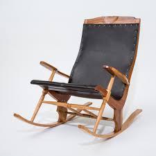 Jefferson Rocking Chair Contemporary Furniture U2014 Austin Heitzman Furniture